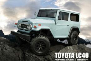 MST CMX KIT 1:10 TOYOTA LC40 4WD