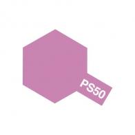Tamiya Краска по лексану Tamiya PS-50 Sparkling Pink Alumite (100 мл)