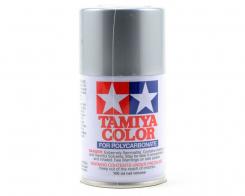 Tamiya Краска по лексану Semi-Gloss Silver Alumite PS-48 (100мл)
