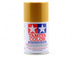 Tamiya Краска по лексану Mustard Yellow PS-56 (100мл)