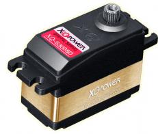 XQ-Power Сервомашинка низкопрофильная цифровая с металлическими шестернями XQ-S3008D-2016