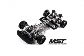 MST FS-01D 1:10 Scale Front Motor 4WD Electric Drift Car Kit
