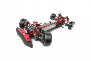 MST XXX-D VIP 1:10 Scale Front Motor 4WD Electric Shaft Driven Car ARR (red)