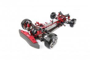 MST XXX-D VIP 1:10 Scale Rear Motor 4WD Electric Shaft Driven Car ARR (red)