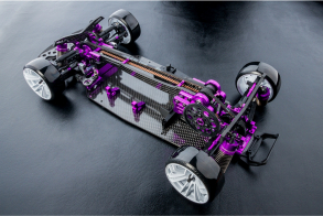MST RMX-D VIP 4WD 1:10 Scale 4WD Electric Shaft Driven Car ARR (purple)