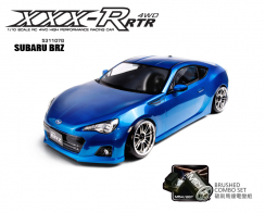 MST XXX-R RTR 1:10 Scale RC 4WD Racing Car (2.4G) SUBARU BRZ (blue)