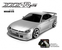 MST XXX-R RTR 1:10 Scale RC 4WD Racing Car (2.4G) NISSAN S15