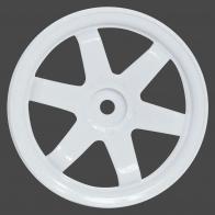 Speedway Slide Комплект дисков (4шт.), 6 спиц, белые