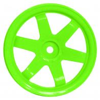 Speedway Slide Комплект дисков (4шт.), 6 спиц, зелёные