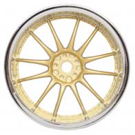 Speedway Slide Комплект дисков (4шт.), no спиц, золото