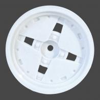 Speedway Slide Комплект дисков (4шт.), вылет 2мм, белые