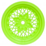 Speedway Slide Комплект дисков (4шт.), вылет 3мм, зеленые