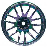 Speedway Slide Комплект дисков (4шт.), 14 спиц, хамелеон