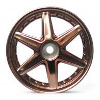 Speedway Slide Комплект дисков (4шт.), 6 спиц, коричневые