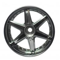 Speedway Slide Комплект дисков (4шт.), 6 спиц, серые