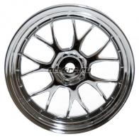 Speedway Slide Комплект дисков (4шт.), LM-R, 14 спиц, вылет 6мм, хром