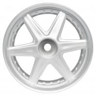 Speedway Slide Комплект дисков (4шт.), 6 спиц, серебристые