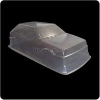 Hot_Tab Body Works Кузов не окрашенный Ваз 2108 для моделей 1:10 с отражателями и набором декалей, штучное производство