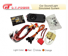 G.T. Power Car Sounds :Light Simulated System