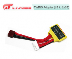 G.T. Power Twins Adapter 6S