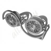 Yokomo Комплект дисков (4шт.) Enkei RP-F1 Drift Wheel