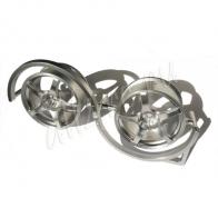 Yokomo Комплект дисков (4шт.) Enkei RP-03 Drift Wheel