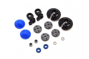 TRAXXAS запчасти Unlimited Desert Racer GTR Shocks Rebuild Kit