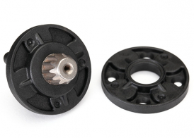 TRAXXAS запчасти Housing, planetary gears (front & rear halves)