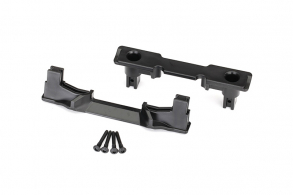 TRAXXAS запчасти Body posts, clipless, front & rear (1 each)