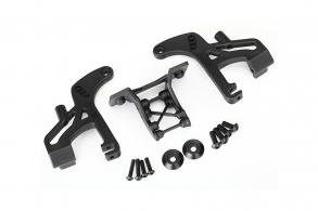 TRAXXAS запчасти Wing mounts, low profile