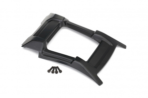 TRAXXAS запчасти Skid plate, roof (body): 3x12mm CS (4)