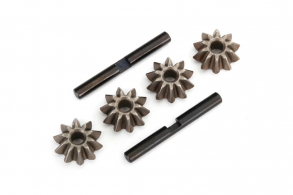 TRAXXAS запчасти Gear set, differential (spider gears (4)