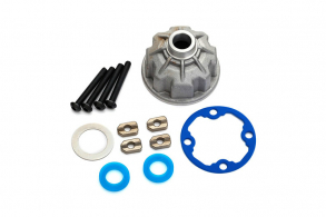 TRAXXAS запчасти Carrier, differential (aluminum): x-ring gaskets (2)