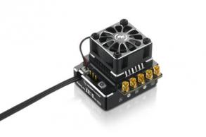 Hobbywing Бесколлекторный сенсорный регулятор Xerun XR10-PRO для автомоделей масштаба 1:10