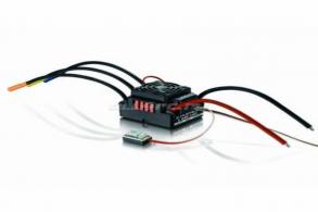 Hobbywing Влагозащищенный бесколлекторный регулятор QuicRun-WP-8BL150 v2 для масштаба 1:8:1:5