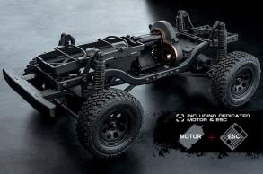 MST Трофи модель CMX от MST (Max Speed Technology) 1:10 4WD Набор для сборки с электроникой