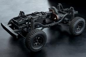 MST Трофи модель CMX от MST (Max Speed Technology) 1:10 4WD набор для сборки