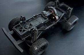 MST Трофи модель CMX от MST (Max Speed Technology) 1:10 4WD набор для сборки KIT 267mm