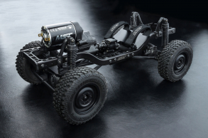 MST Трофи модель CFX от MST (Max Speed Technology) 1:10 4WD набор для сборки