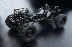 MST Трофи модель CFX от MST (Max Speed Technology) 1:10 4WD набор для сборки с регулятором и мотором