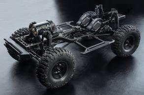 MST Трофи модель CFX-W от MST (Max Speed Technology) 1:8 4WD набор для сборки KIT с регулятором и моторо