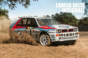 MST XXX 1:10 RC 4WD RTR Rally Car (2.4G) Lancia Delta Integrale