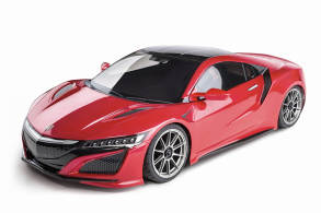 MST MS-01D 1:10 Scale 4WD RTR EP Drift Car (2.4G) HONDA NSX (red)