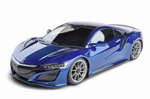 MST XXX-R RTR 1:10 Scale RC 4WD Racing Car (2.4G) HONDA NSX (blue)