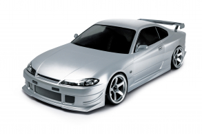 MST RMX 2.0 1:10 Scale 2WD RTR EP Drift Car (BL) NISSAN S15 (silver)