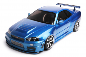 MST FXX-D 1:10 Scale 2WD RTR Electric Drift Car (2.4G) (brushless) NISSAN R34 GT-R