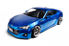 MST FXX-D 1:10 Scale 2WD RTR Electric Drift Car (2.4G) (brushless) SUBARU BRZ (blue)