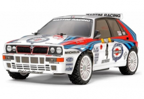 MST FXX-D 1:10 Scale 2WD RTR Electric Drift Car (2.4G) (brushless) LANCIA DELTA INTEGRALE