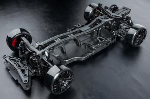 MST RRX 2.0 1:10 RWD Drift KIT (black edition)