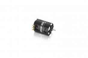 Hobbywing Бесколлекторный сенсорный мотор Justock 3650SD 21.5T BLACK G2 для шоссейных и дрифтовых моделей масш